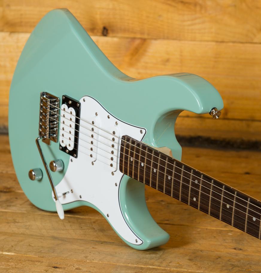 yamaha pacifica 112v rosewood sonic blue peach guitars. Black Bedroom Furniture Sets. Home Design Ideas