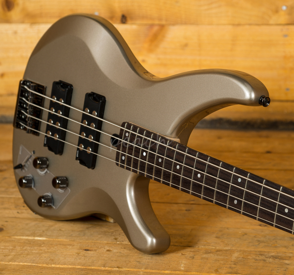 yamaha trbx304 active bass eq presets pewter peach guitars. Black Bedroom Furniture Sets. Home Design Ideas