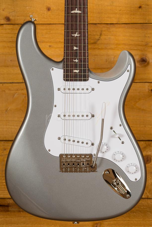 Prs John Mayer Silver Sky Tungsten Peach Guitars