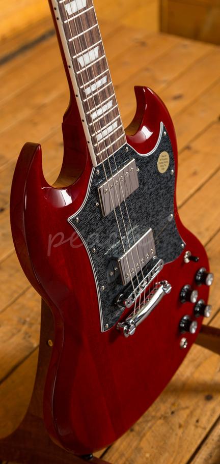 Gibson Guitars For Sale >> Gibson USA 2019 SG Standard Heritage Cherry - Peach Guitars