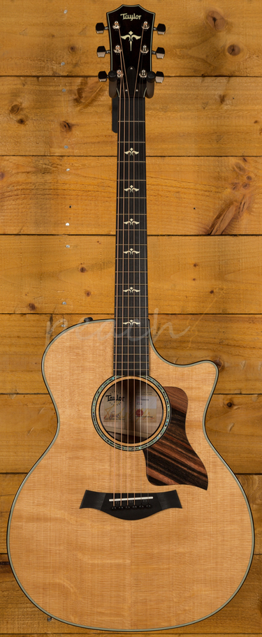 taylor 614ce v class peach guitars. Black Bedroom Furniture Sets. Home Design Ideas