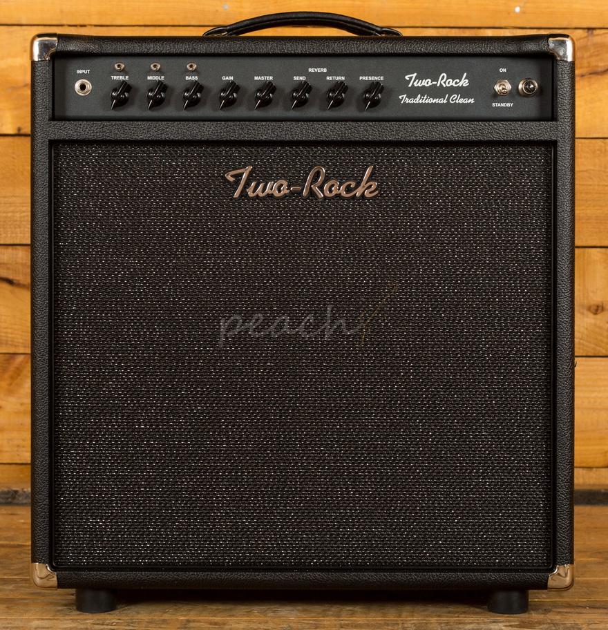 two rock traditional clean 40 20 watt 1x12 combo peach guitars. Black Bedroom Furniture Sets. Home Design Ideas