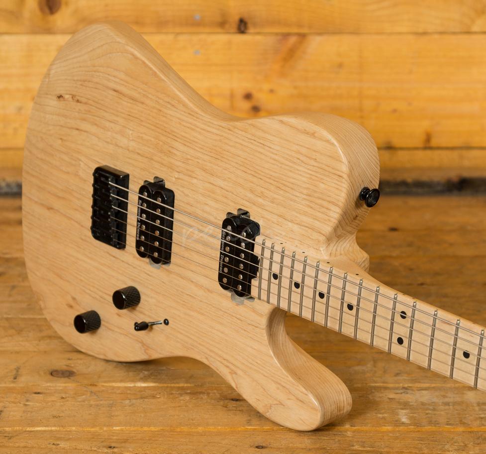 charvel pro mod san dimas style 2 used peach guitars. Black Bedroom Furniture Sets. Home Design Ideas