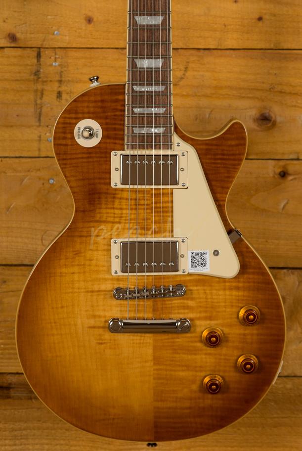 epiphone les paul standard plus top pro mohave fade peach guitars. Black Bedroom Furniture Sets. Home Design Ideas