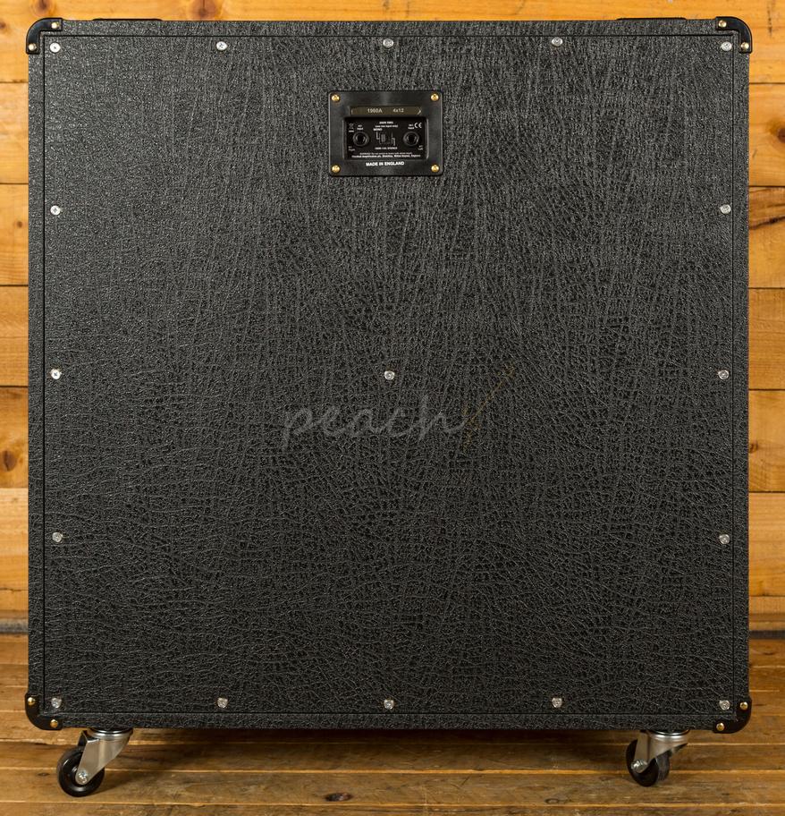 marshall 1960a 4x12 cab peach guitars. Black Bedroom Furniture Sets. Home Design Ideas