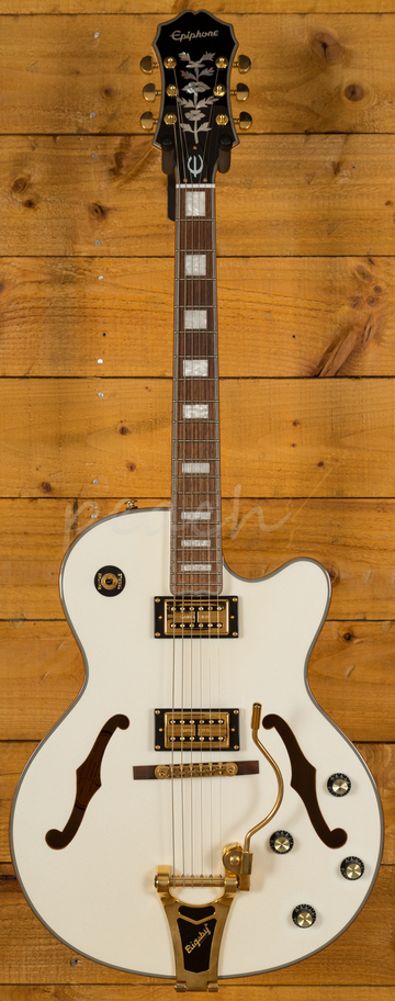 Epiphone Swingster Royale (White) Review - Gibson Brands ...