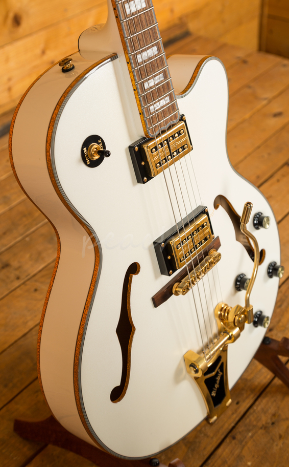 Epiphone Limited Edition Emperor Swingster Royale Review ...
