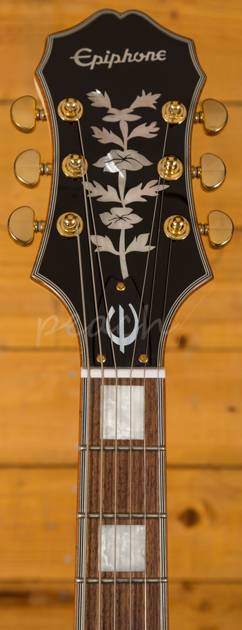 Epiphone Emperor Swingster - White Royale | Sweetwater