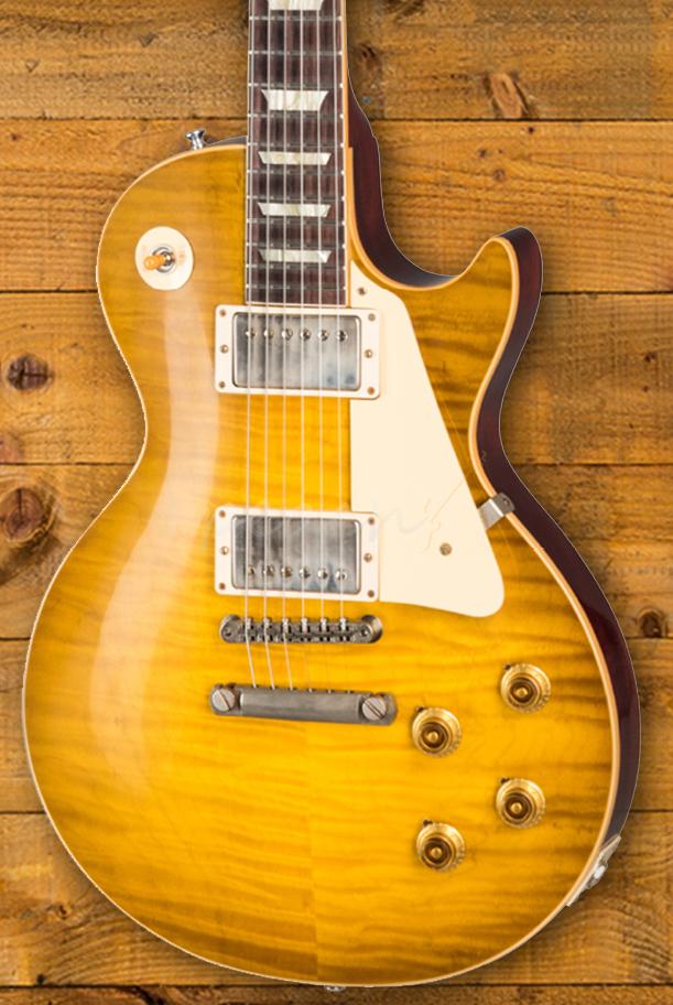 Taylor Guitars For Sale >> Gibson 60th Anniversary 1959 Les Paul Standard VOS - Peach ...