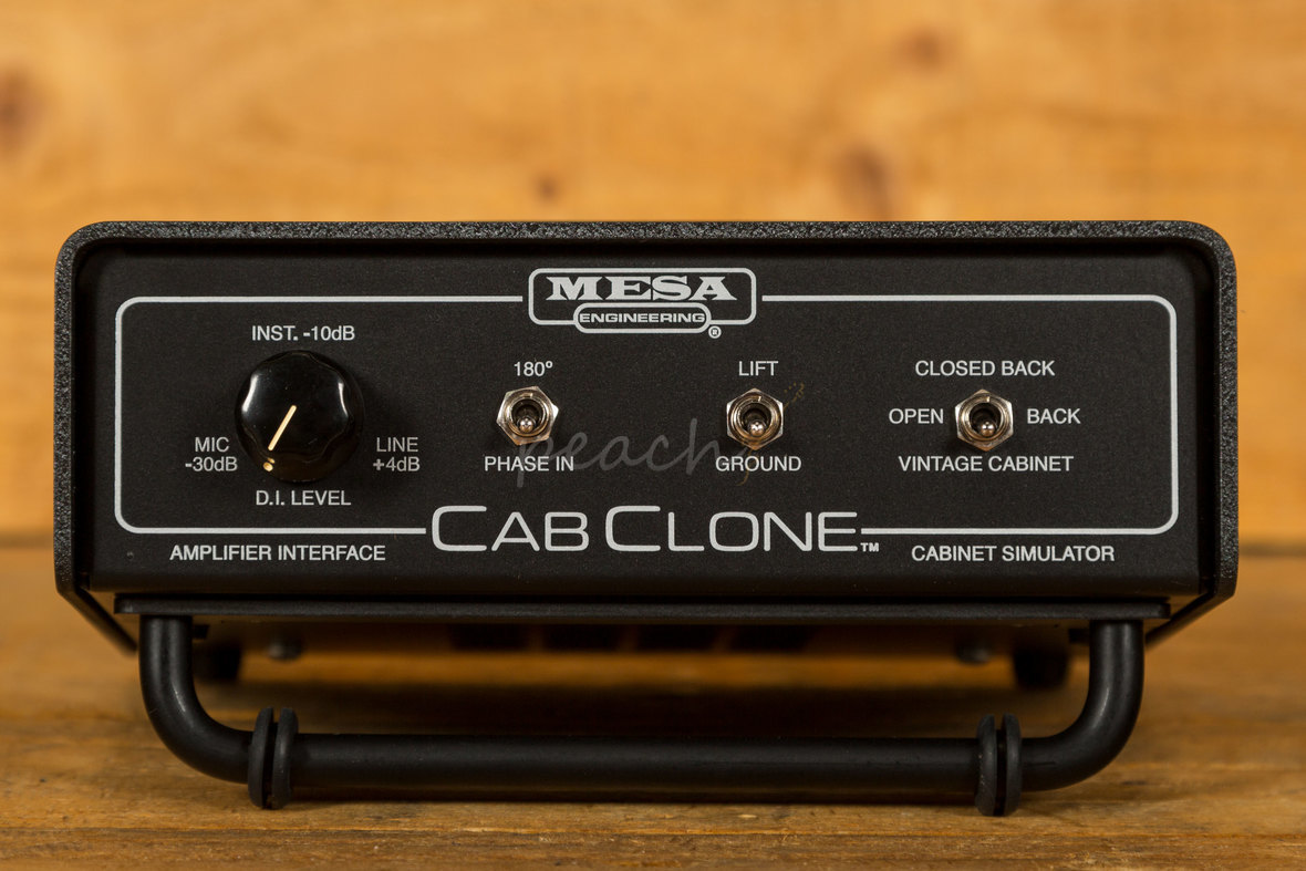 mesa boogie cabclone cab simulator 8ohm peach guitars. Black Bedroom Furniture Sets. Home Design Ideas