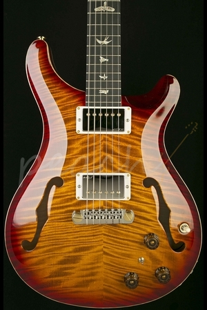PRS Hollowbody II Artist Pack Dark Cherry Sunburst