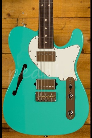 Suhr Alt T Pro Surf Green Rosewood
