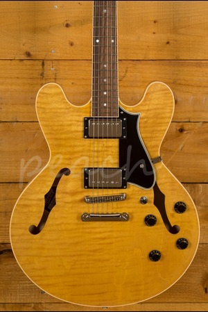 Heritage H-535 Semi-Hollow Antique Natural
