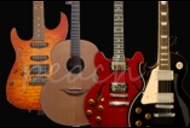 Left Handed Guitars
