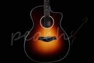 Taylor 214CE Sunburst Latest Version