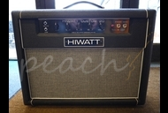 Hiwatt Custom 20 2x10 Combo Used