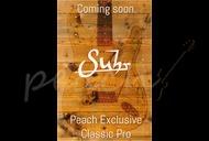 Peach Exclusive Suhr Classic Pros
