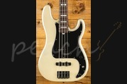 Fender Duff McKagen Deluxe Precision Bass Olympic Pearl