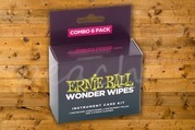 Ernie Ball Wonder Wipes Combo 6 Pack