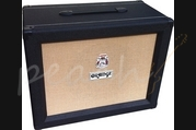 "Orange PPC-112 Black 1x12"" Cab"