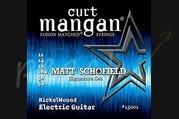 Curt Mangan Matt Schofield 11-54 Signature