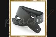 DSL GEG25-15-1 Genuine Leather 2.5 inch -Black/Black-