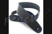 "DSL SGE25-15-8 Leather 2.5"" Black with Blue Stitching"