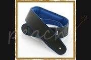 DSL GEG25-15-8 Genuine Leather 2.5 inch Black/Blue