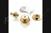 Loxx Nickel Strap Locks Gold