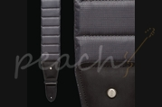 Mono Betty Guitar Strap Sharkskin Steel Grey Long