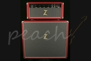 DR Z Monza Head and 1x12 Cab Red with Salt and Pepper Grill
