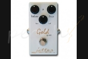 Jetter Gear Gold 45/100 Overdrive Pedal