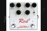 Jetter Gear Red Square Overdrive Pedal