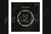 D'Addario - 9-46 NYXL Nickel Wound Super Light Top/Regular Bottom