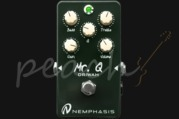 Nemphasis Mr Q Driwah Overdrive/Fixed Wah Pedal