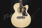 Epiphone EJ-200CE Natural with Gold Hardware