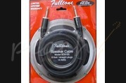 Fulltone Gold Standard 6 foot speaker cable straight to straight
