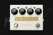 Red Witch Fuzz God II Fuzz Pedal