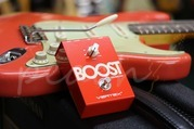 Vertex Effects Boost + Volume EXP Fiesta Red Limited Edition