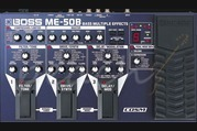 Boss ME-50B Multi Effects Bass Pedal