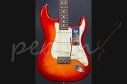 Fender American Elite Strat Aged Cherry Burst Rosewood