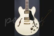 Gibson Memphis 1964 ES-345 Mono Varitone Classic White