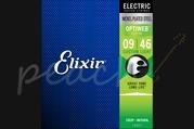 Elixir Electric Optiweb Strings - 09-46 (Custom Light)