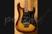 LSL Guitars XTF 3 Tone Burst Korina Body with Roasted Maple neck
