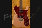 Friedman Vintage T Guitar Copper with Tortoiseshell Scratchplate