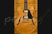 Gibson Memphis 63 Block ES-335 Hand Selected Top and Back Vintage Natural
