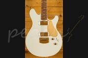 Ernie Ball Music Man BFR Valentine Guitar Ivory White