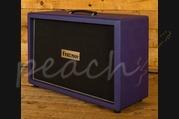 Friedman Brown Eye 2x12 Cabinet - Purple Used