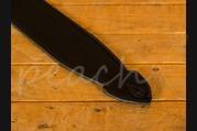 "Leathergraft 4"" Softy Guitar Strap - Black"