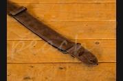 Leathergraft Adjustable Guitar Strap - Brown